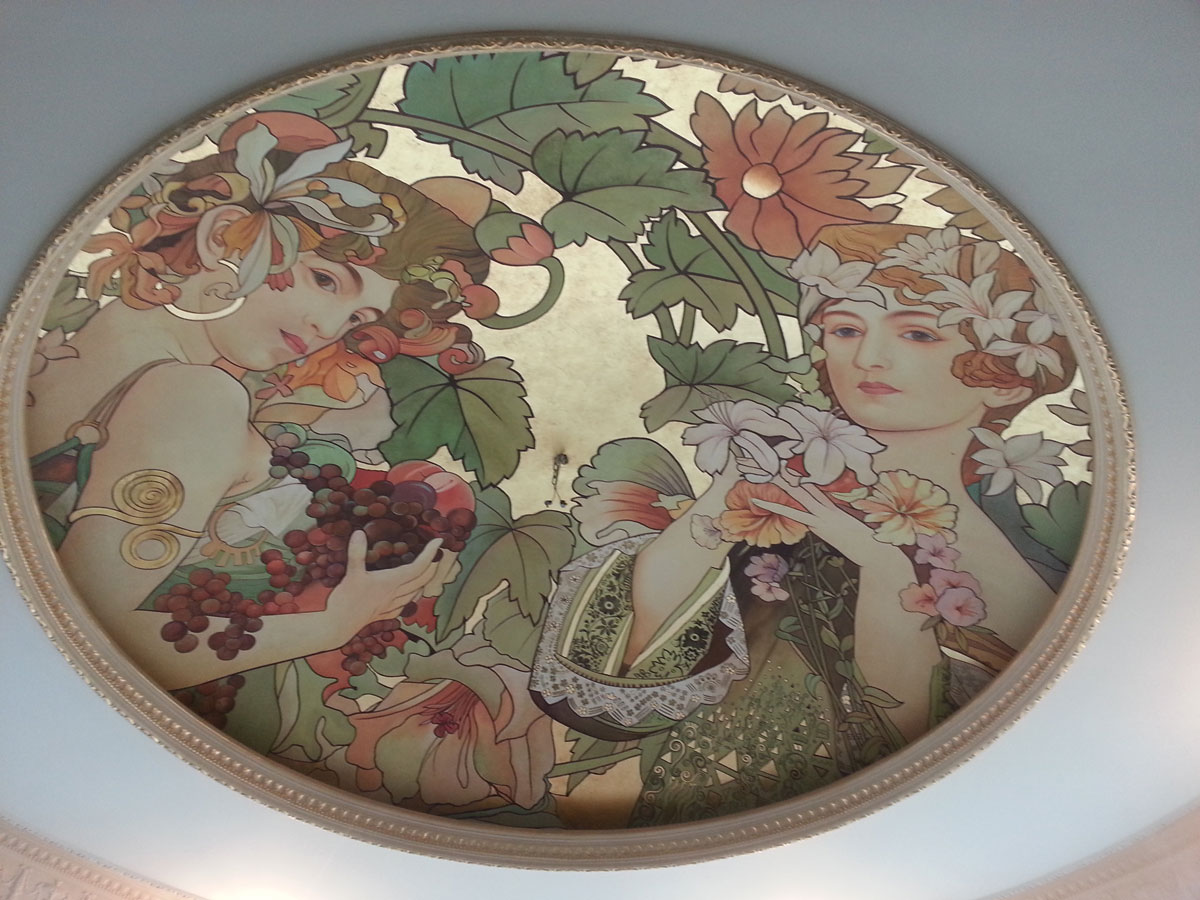 Ceiling-Dome
